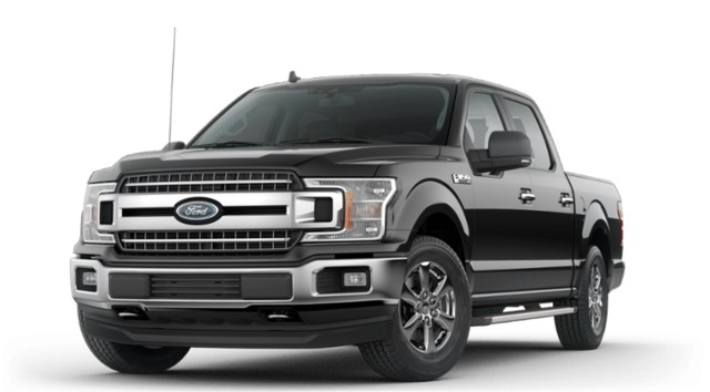 2019 Ford F-150 XLT 4x4 XLT  SuperCrew 5.5 ft. SB